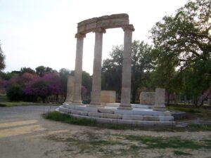Ancient Olympia, Hotel Ionion